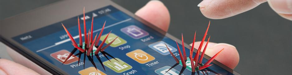 Smart-phone-app-testing